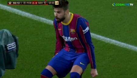 «Τρελή» εξέλιξη στο «Camp Nou» και παράταση! (videos)