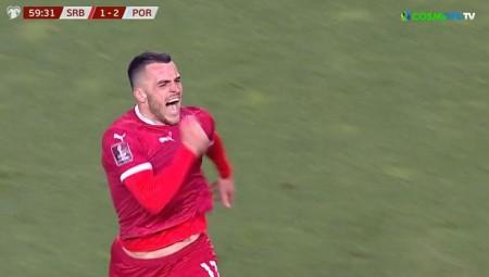 Μεγάλη επιστροφή Σερβίας, έφυγε από το γήπεδο ο Κριστιάνο! (Videos)