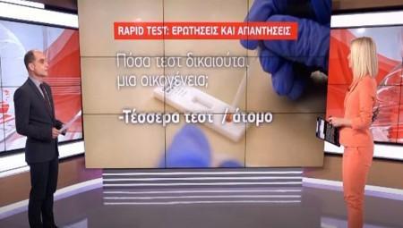Βήμα - βήμα η διαδικασία για τα self tests