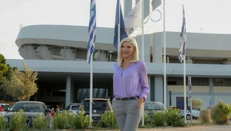Νέα Διευθύντρια Marketing και Επικοινωνίας στην Ένωση Πολυαθλητικών Σωματείων της Ευρώπης η Χριστίνα Τσιλιγκίρη