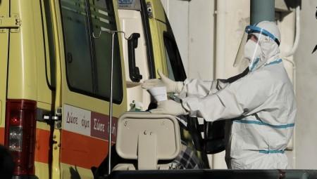 Κορονοϊός: 3.080 νέα κρούσματα και 72 θάνατοι