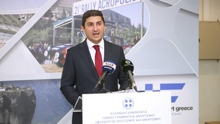Αυγενάκης: «Παράλογη η συμπεριφορά Βασιλακόπουλου»