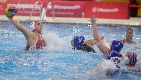 Πόλο Γυναικών: Με στόχο την κορυφή στον ημιτελικό της LEN Euroleague! (photos)