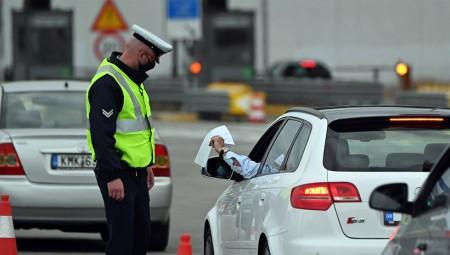 Επιχείρηση «Πάσχα στην πόλη»: Εξονυχιστικοί έλεγχοι  και ευφάνταστες δικαιολογίες από τους οδηγούς (video)