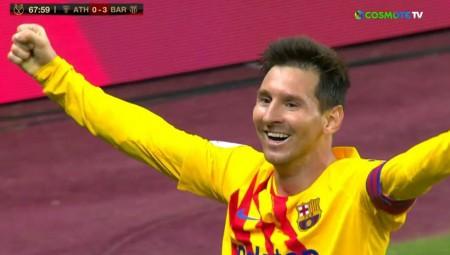 Copa del Rey | Τελικός: Μέσι είναι αυτός και... 0-4! (videos)