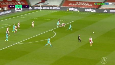 3άρα της Λίβερπουλ στο «Emirates»! (video)