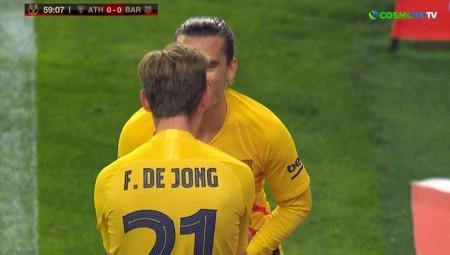Copa del Rey | Τελικός: 0-1 με Γκριεζμάν! (video)