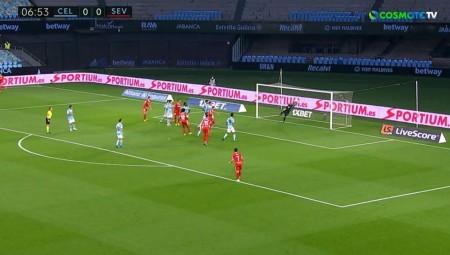 Ματσάρα και 7 γκολ στο Θέλτα-Σεβίλλη! (video)