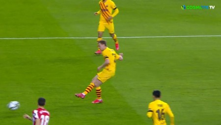 Copa del Rey   Τελικός: Δοκάρι με Ντε Γιονγκ! (video)