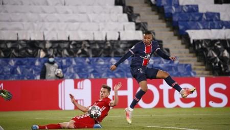 Ματσάρα στο Παρίσι, αλλά 1-0 στο ημίχρονο! (Videos)