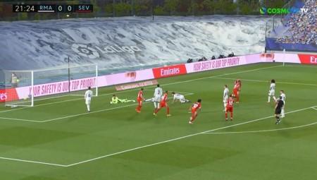 Ρεάλ-Σεβίλλη: 0-1 με Φερνάντο! (video)