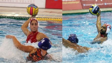 Διπλό ενδιαφέρον στην πισίνα! (photos)
