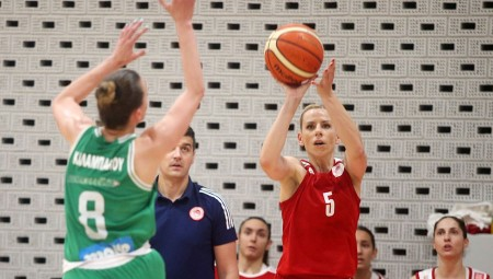 ΟΛΥΜΠΙΑΚΟΣ-Παναθηναϊκός 66-74 (τελικό)
