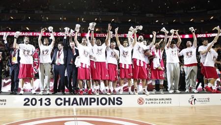 Η ΚΑΕ Ολυμπιακός για το έπος του 2013! (photo)