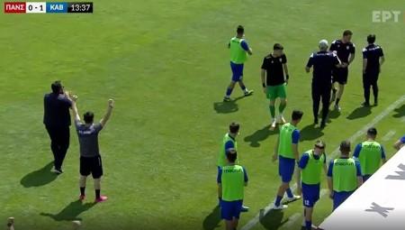 Μέγα λάθος ο Πανσερραϊκός, 0-1 η Καβάλα (video)