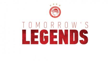 Ολυμπιακός | «Tomorrow's Legends»: Το νέο στρατηγικό πλάνο της Ακαδημίας
