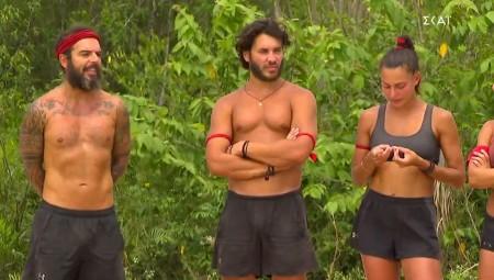 Survivor: Ζήτησε να αποχωρήσει και ο Τριαντάφυλλος! (video)