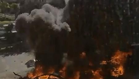Σερβία: Έκρηξη σε εργοστάσιο πυρομαχικών (video)