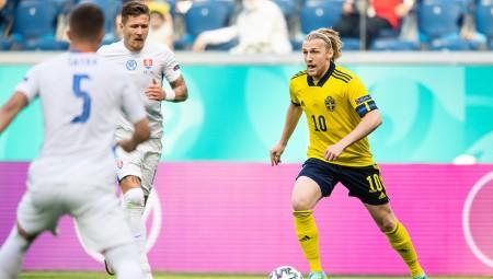 Euro 2020 | Πιο κοντά στους «16» η Σουηδία (video)