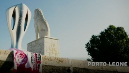 Ο Θρύλος, το τρόπαιο, ο Πειραιάς… Η πόλη του! (video)