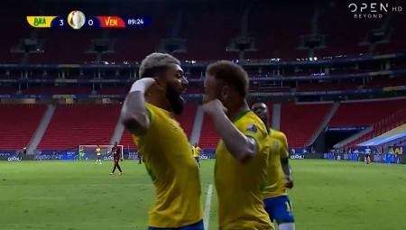 Copa America | Με το δεξί Βραζιλία και Κολομβία (video)