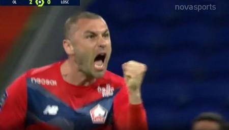 Ligue 1: Τα κορυφαία γκολ του ηγέτη της Λιλ, Γιλμάζ (video)