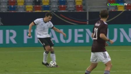Υπέροχο το 5ο γκολ της Γερμανίας (video)
