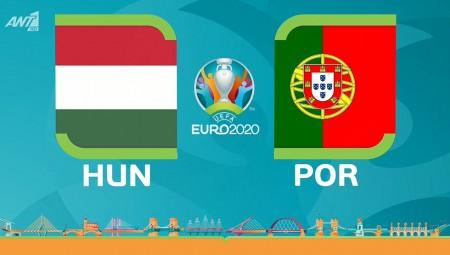 Euro 2020 | Ζόρια, αλλά 3άρα η Πορτογαλία! (video)
