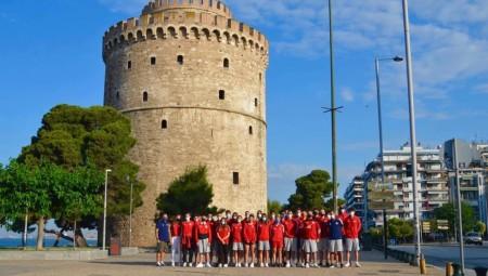 Ολυμπιακός | Κολύμβηση: Πρωτάθλημα σηκώσαμε, στον Πύργο τον Λευκό!