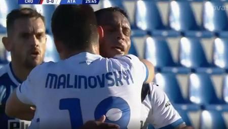 Μαλινόφσκι κερνάει, Αταλάντα σκοράρει! (video)