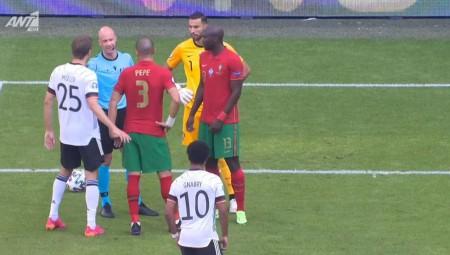 Euro 2020 | Πορτογαλία-Γερμανία: Γκολάρα ο Γκόσενς, αλλά δεν μέτρησε (video)
