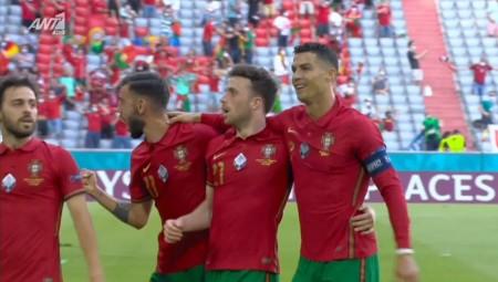 Euro 2020 | Πορτογαλία-Γερμανία: Ποιος άλλος... Ρονάλντο! (video)