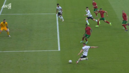 Euro 2020 | Πορτογαλία-Γερμανία: Έκρυψαν τη μπάλα και 1-3! (video)
