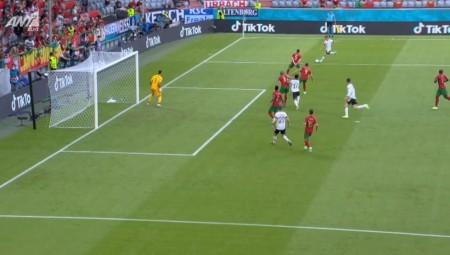 Euro 2020 | Πορτογαλία-Γερμανία: Έγινε 2-4! (videos)