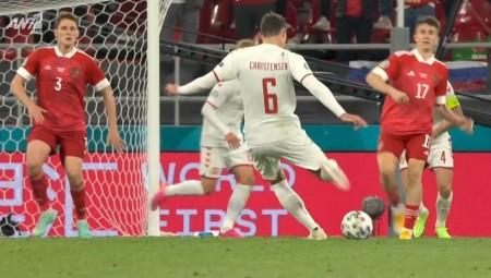 Euro 2020 | Ρωσία-Δανία: 1-4 σε λίγα λεπτά! (video)