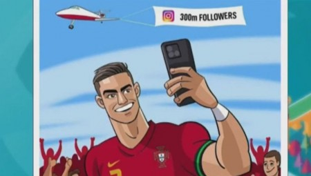 Euro 2020: Τα καλύτερα των Social Μedia (video)