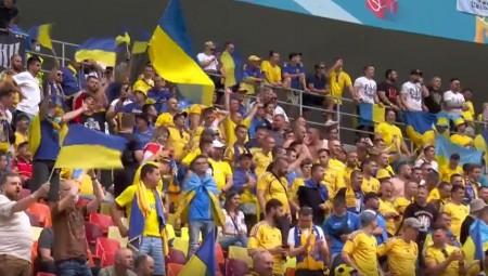 Ουκρανία–Βόρεια Μακεδονία: Δυναμικό παρών από τους οπαδούς (video)