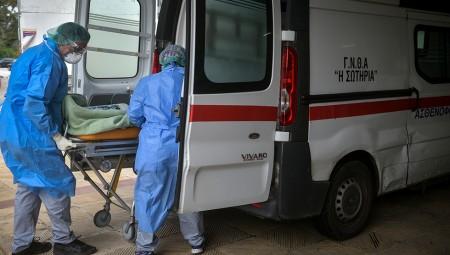 Κορονοϊός: 2.472 νέα κρούσματα και 8 θάνατοι - Στους 133 οι διασωληνωμένοι
