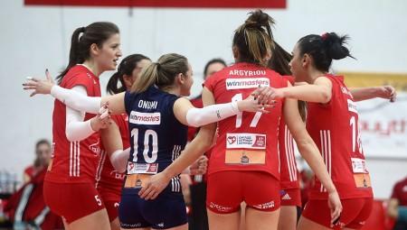 Volley League Γυναικών: Εγκρίθηκε το νέο σύστημα διεξαγωγής