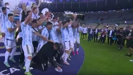 Τελικός Κόπα Αμέρικα: Δεν το είδες; Σε έχουμε καλυμμένο! (videos)