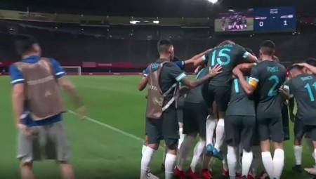 Ολυμπιακοί Αγώνες | Ποδόσφαιρο Ανδρών: Αίγυπτος - Αργεντινή 0-1 (video)