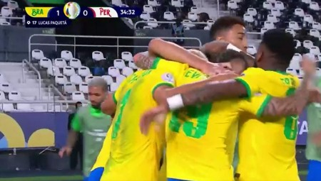 Έτσι πήγε στον τελικό του Κόπα Αμέρικα η Βραζιλία! (video)