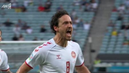 Euro 2020 | Τσεχία-Δανία: Από τα αποδυτήρια! (video)