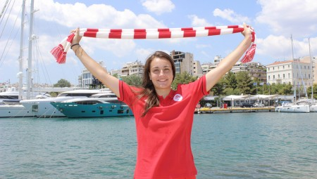 Φουράκη: «Ομάδα-πρότυπο ο Ολυμπιακός»