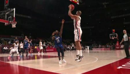 Ολυμπιακοί Αγώνες   Μπάσκετ: Η Γαλλία νίκησε την Αμερική! (video)