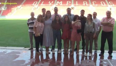Ελληνοαμερικανικό Ινστιτούτο: Φοιτητές μαθαίνουν την Ελλάδα με τη στήριξη του Βαγγέλη Μαρινάκη (video)