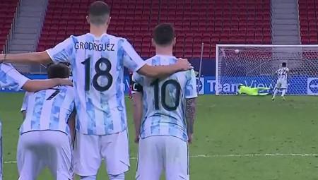 Έτσι πήγε στον τελικό του Κόπα Αμέρικα η Αργεντινή! (videos)