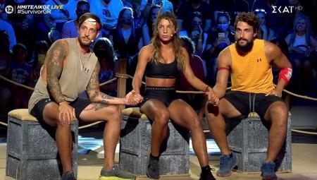 Survivor | Οι δύο παίκτες που πέρασαν στον μεγάλο τελικό (videos)