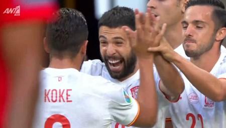 Euro 2020 | Ελβετία-Ισπανία: Κόντρα και 0-1! (video)