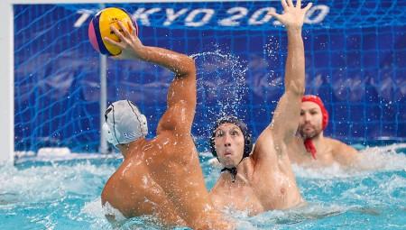 Ολυμπιακοί Αγώνες | Ελλάδα - Σερβία: Άμεση απάντηση με Μουρίκη (videos)